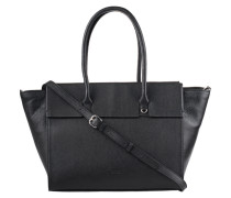 Shopper aus strukturiertem Leder  // Albany Shopper Black