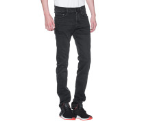 Cleane Slim-Fit-Jeans  // Rocco Black