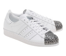 Superstar 80S Metal Toe White
