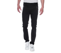 Baumwoll-Stetch-Hose  // Stretch Classic Black