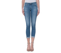 Cleane Skinny-Jeans  // The Stilt Roll-Up 12 Years Canyon