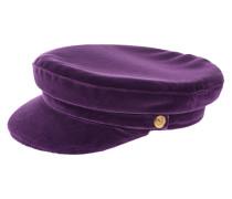 Schiebermütze  // Greek Fisherman Hat Purple