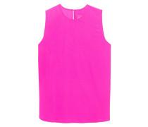 Seiden-Mix-Tanktop  // Top Pink