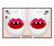 Sneaker Patches  // Patches Lips Pink Red
