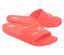 Massage-Badeslipper  // Adissage Core Red/White