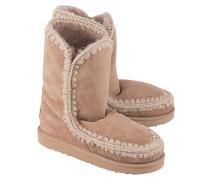 Schafsleder Stiefel  // Eskimo 24 Camel