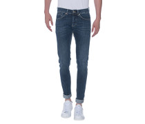 Cleane Slim-Fit-Jeans  // George Rogers