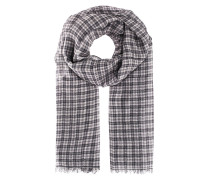 Karierter Woll-Schal