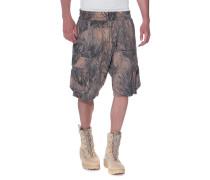 Gemustert Shorts  // Jogger Short