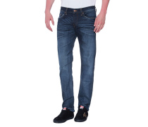 Cleane Slim-Fit-Jeans  // Rocco Relaxed Skinny Midnight Cloud
