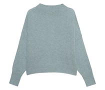 Pullover aus Merinowoll-Kaschmir-Mix
