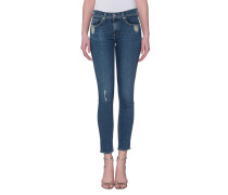Skinny Jeans in 7/8-Länge