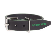 Leder-Armband  // Leather Green
