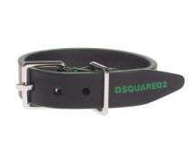 Leder-Armband  // Leather Green