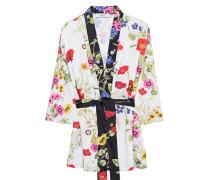 Kimono mit Blumen
