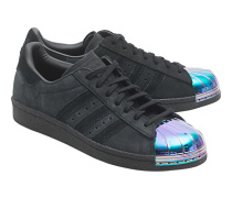 Superstar 80S Metal Toe Black