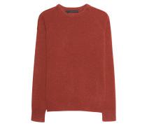 Feinstrick-Pullover aus Kaschmir  // Moni Cayenne