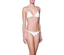 Triangel-Bikini  // Hamptons White