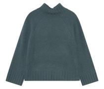 Feinstrick-Pullover aus Kaschmir