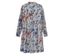 Lockeres Kleid mit Musterung