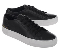 Plattform Sneaker  // Tournament Low Super Black