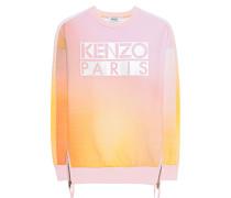 Baumwoll-Sweater mit Zipper-Details  // Northern Lights Zip Multi