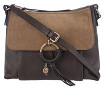 Kalbsleder-Crossbody-Bag  // Joan Large Moss