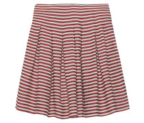 Flowing Stripes Cream Red