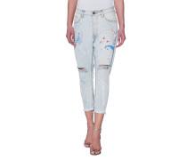 Skinny-Jeans mit tiefem Schritt  // Artiste Florence Kingpins