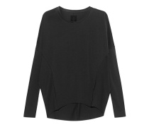 Longsleeve mit Cutouts  // Longsleeve Cut Out Black