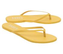 Flache Leder-Flip-Flops  // Lily Solids No. 4