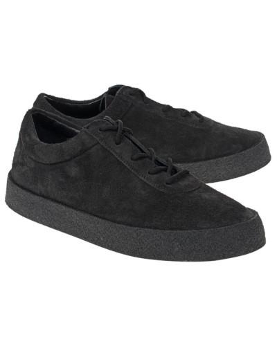 Veloursleder-Sneaker
