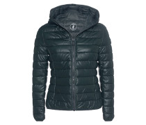Kunstleder Steppjacke  // Fake Leather Dark Green
