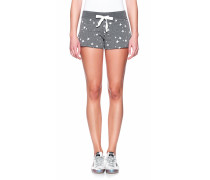 Gemusterte Sweat-Shorts