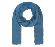 Modal-Kaschmir-Schal  // Azzurra Prussian Blue