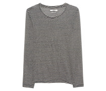Gestreiftes Langarm Shirt