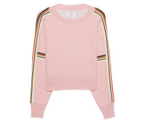 Baumwoll-Mix Pullover  // Kao Rose