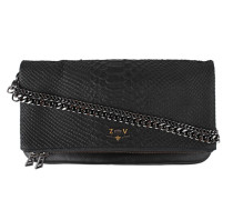 Clutch aus Strukturleder  // Rock Savage Black