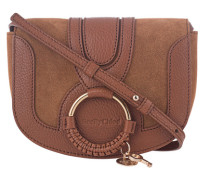 Kleine Leder-Crossbody-Bag  // Hana Mini Caramelo