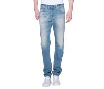 Slim-Fit Jeans  // Tellis Blue