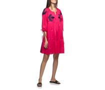 Kleid mit dekorativen Stickereien