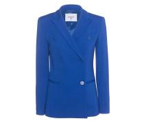 Zweireihiger Blazer  // Mhina Royal Blue