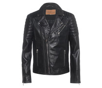 Biker Leather Black