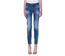 Medium-Waist-Skinny-Jeans  // Medium Waist Skinny Jean