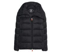 Leichte Oversize-Steppjacke  // Giga Oversize Black