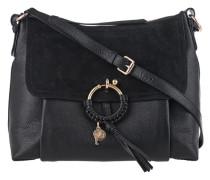 Kalbsleder-Crossbody-Bag  // Joan Large Black