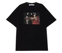 Bedrucktes Oversize T-Shirt