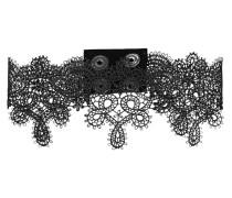 Verstellbarer Spitzen-Choker  // Katherine 1 Black