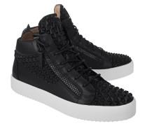 High-Top Leder Sneaker