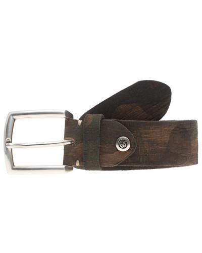 Ledergürtel  // Vintage Wood Brown